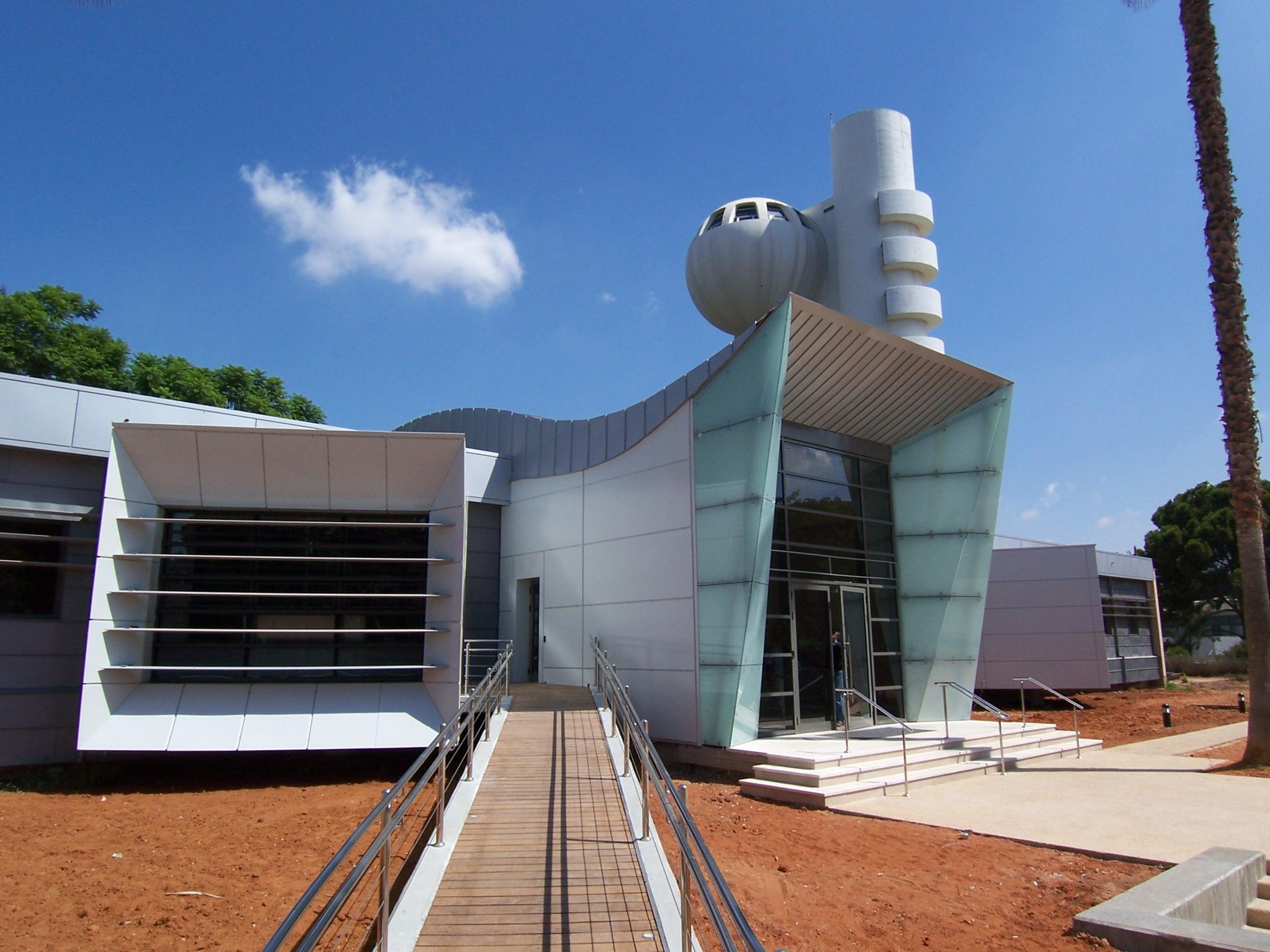 Feinberg graduate school - weizman institute of science - Rechovot (2)