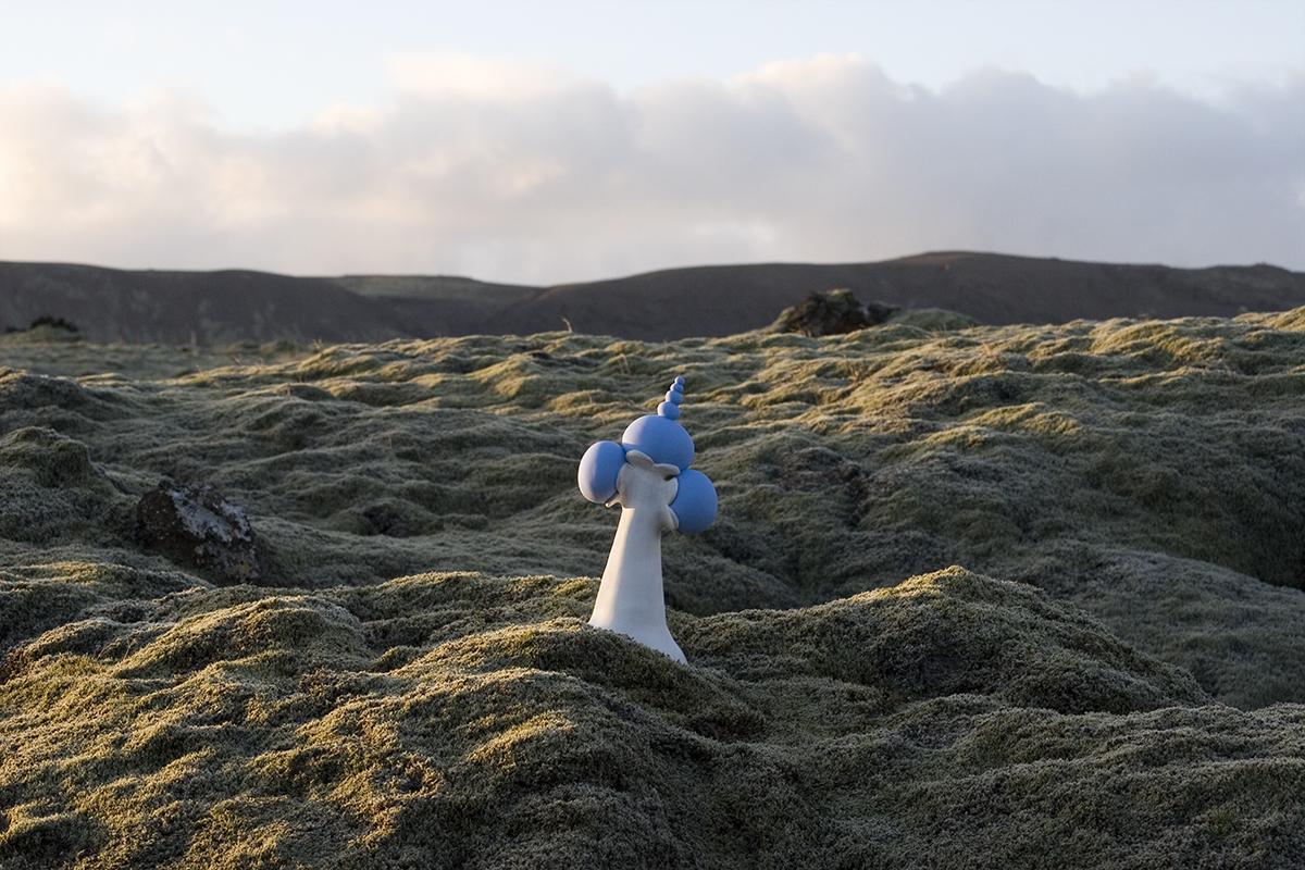 Icelandic Garden #1