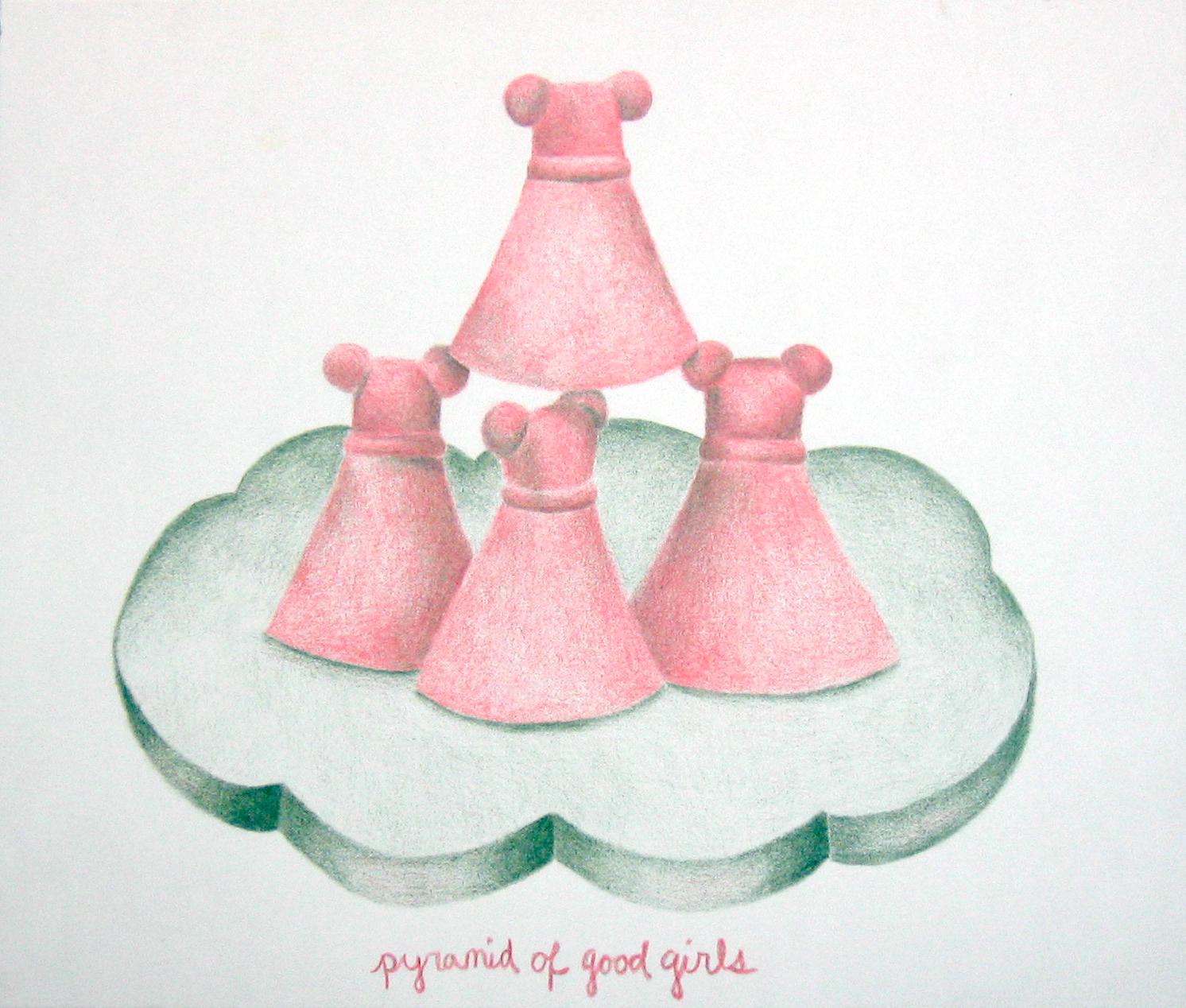 Pyramid of Good Girls