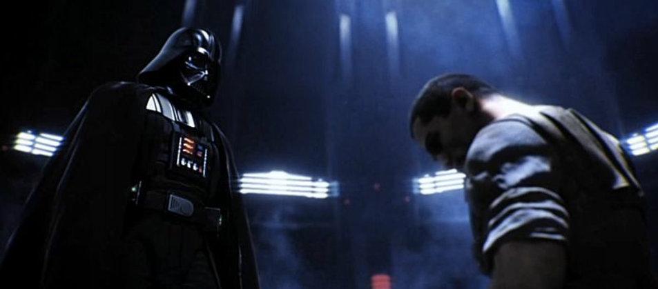 Darth Vader in TFU II