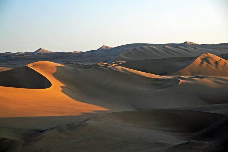 Ica dunes
