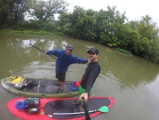 SUP Little Miami River