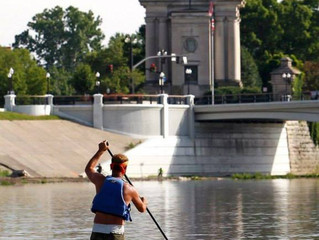 SUP 156: Indian Lake to Ohio River