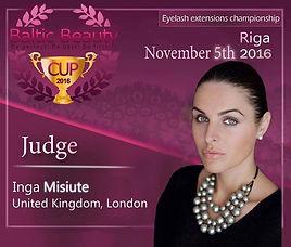 Riga__Baltic Beauty Cup 2016__November 5