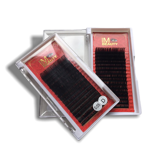 D Curl 0.15mm Classic Mink Lashes (R)