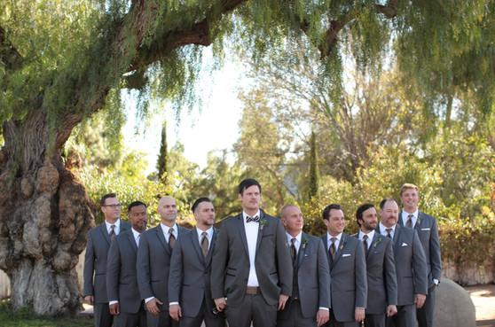Balboa Park, San Diego wedding