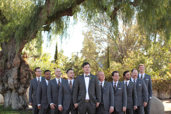 Balboa Park, San Diego wedding