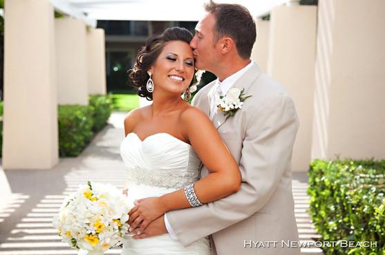 Hyatt Resort Newport Beach Wedding