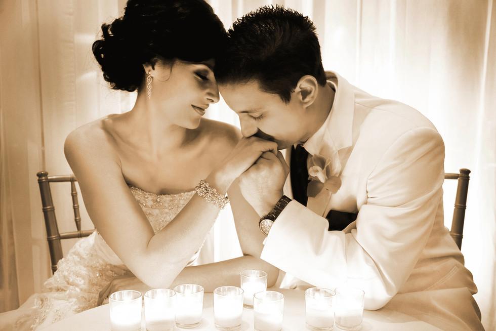 The Villa Wedding - Huntington Beach