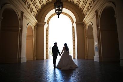 Pasadena Wedding - City Hall