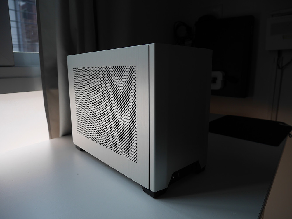 Ncase M1 V6 - Silver Color