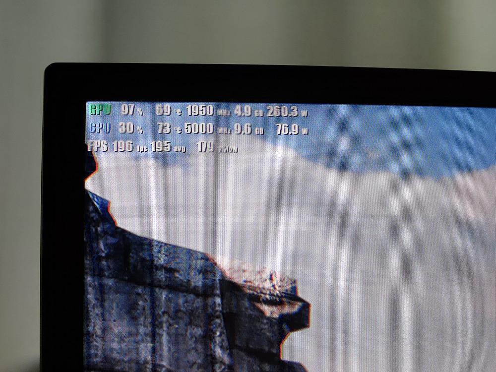 i7 10700k in BF V with 5 GHz Overclock