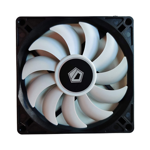 ID Cooling 92mm Slim Fan PWM - 2600 RPM -1
