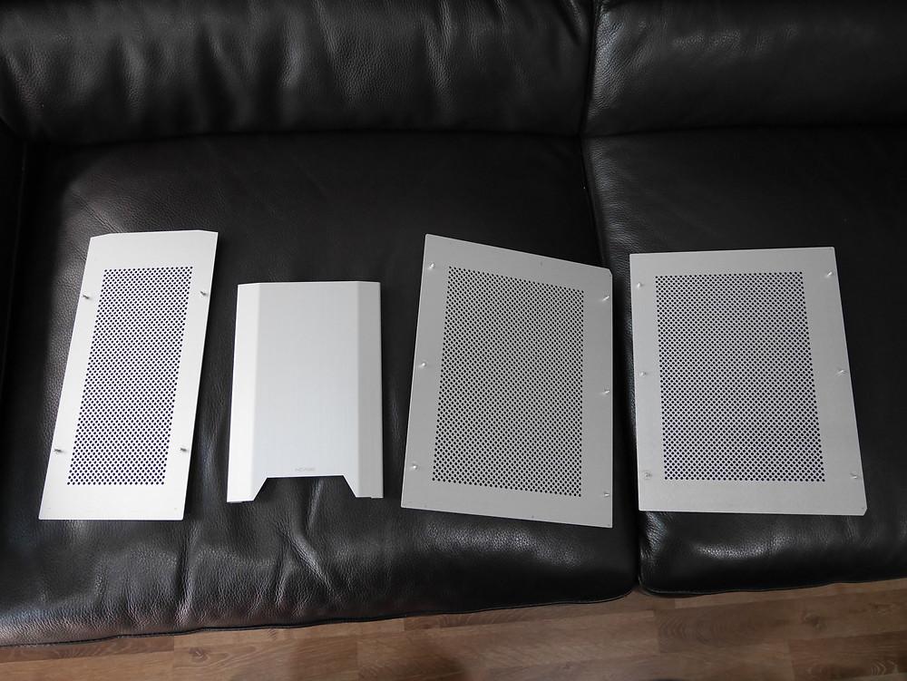 ์์Ncase M1 - V6 Panels
