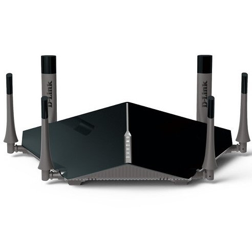 Router D-Link DIR-890L Triband AC3200 ULTRA