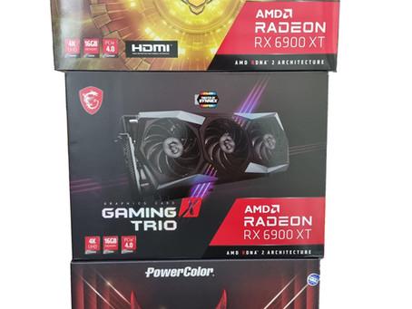 Radeon RX 6900XT รุ่นไหนดี