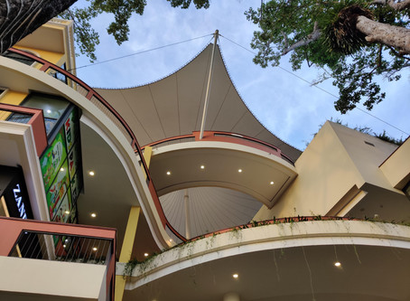 Heritage Walk - First Community mall of Siem Reap - Cambodia