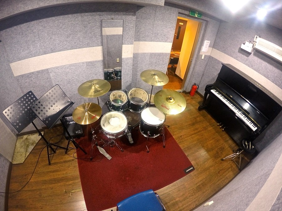 드럼 연습실