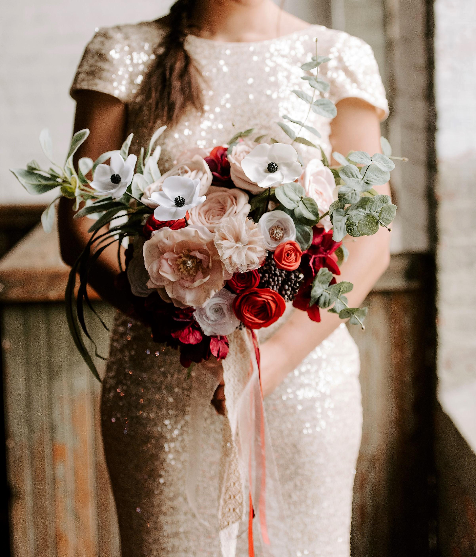 Modern Boho Bride