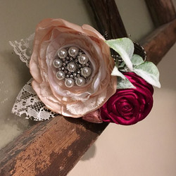 Custom corsage
