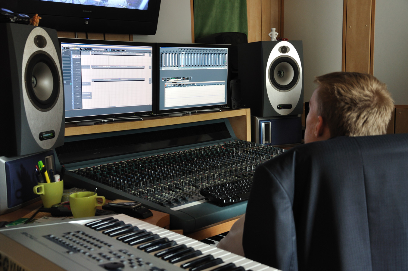 AUDIO ENGINEER TRAINING