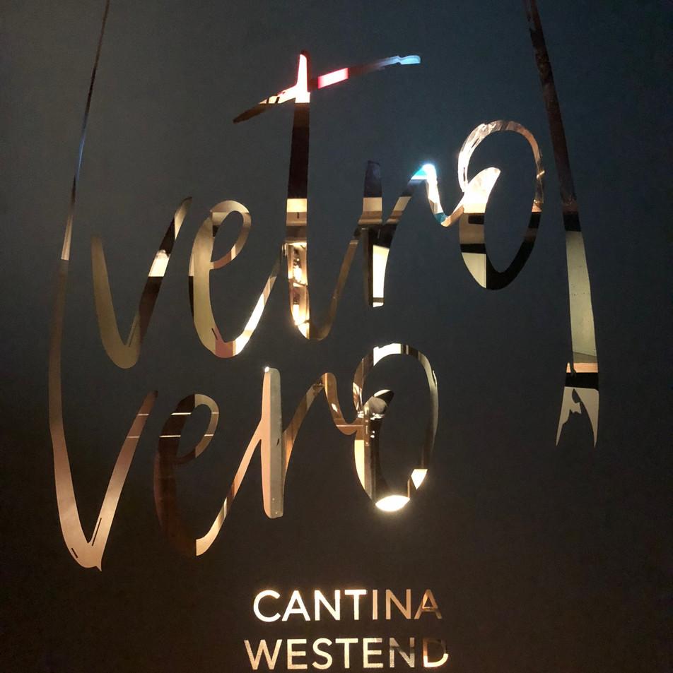 Vetro Vero Frankfurt - Upscale casual Italian restaurant