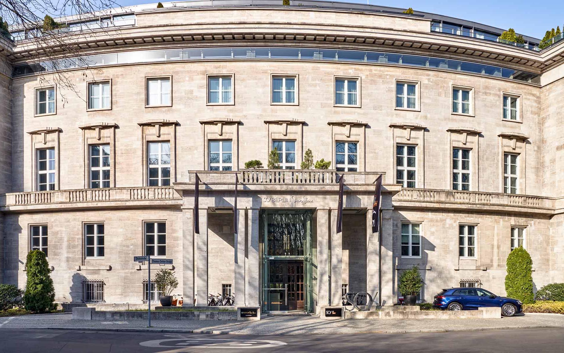 SO Berlin Das Stue - Asset Management