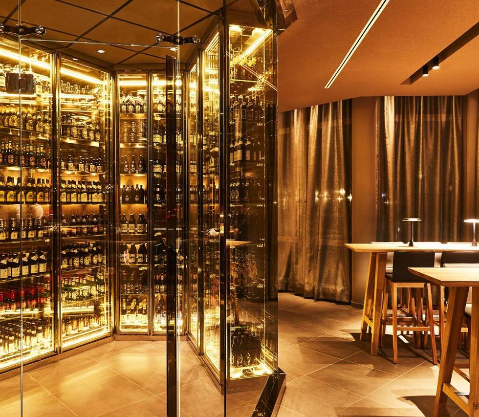 Steigenberger Munich Valentinum Bar & Terrace - Bavarian inspired bar and restaurant