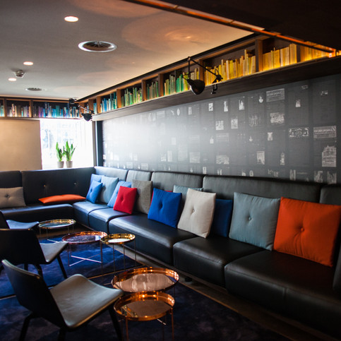 INK Hotel Amsterdam MGallery Pressroom - Casual restaurant and cocktailbar