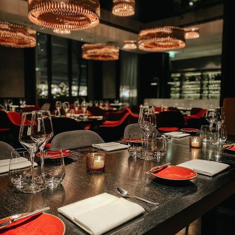 Sofitel Berlin Kurfürstendamm Le Faubourg Restaurant and Lounge Bar - Modern French casual chic restaurant
