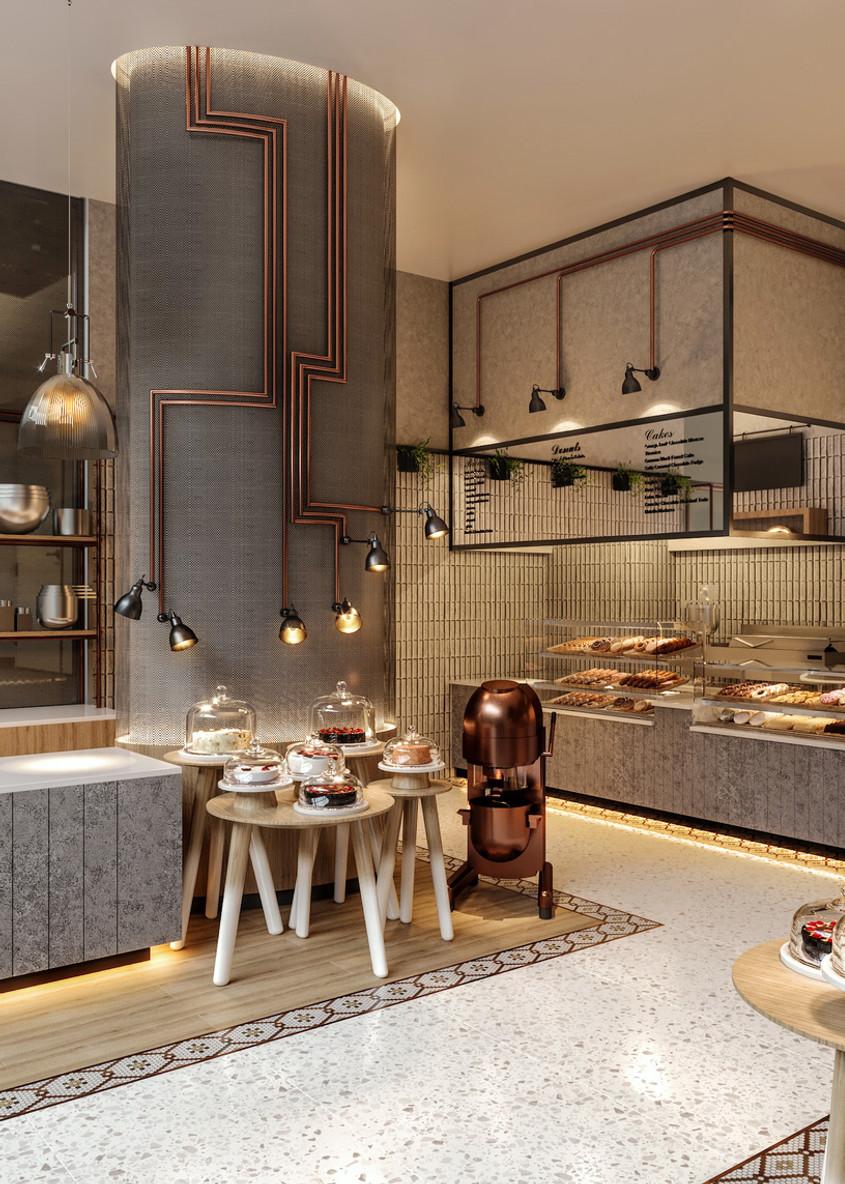 Amara - Bakery café & Lounge