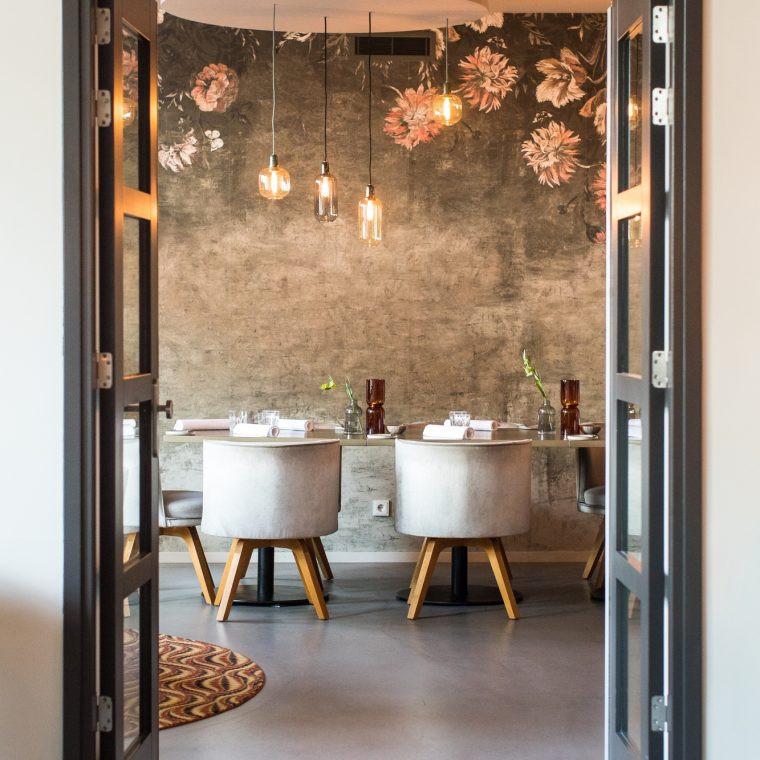 NH Collection Barbizon Palace Amsterdam Restaurant Vermeer - Michelin-star restaurant with vegetable focus