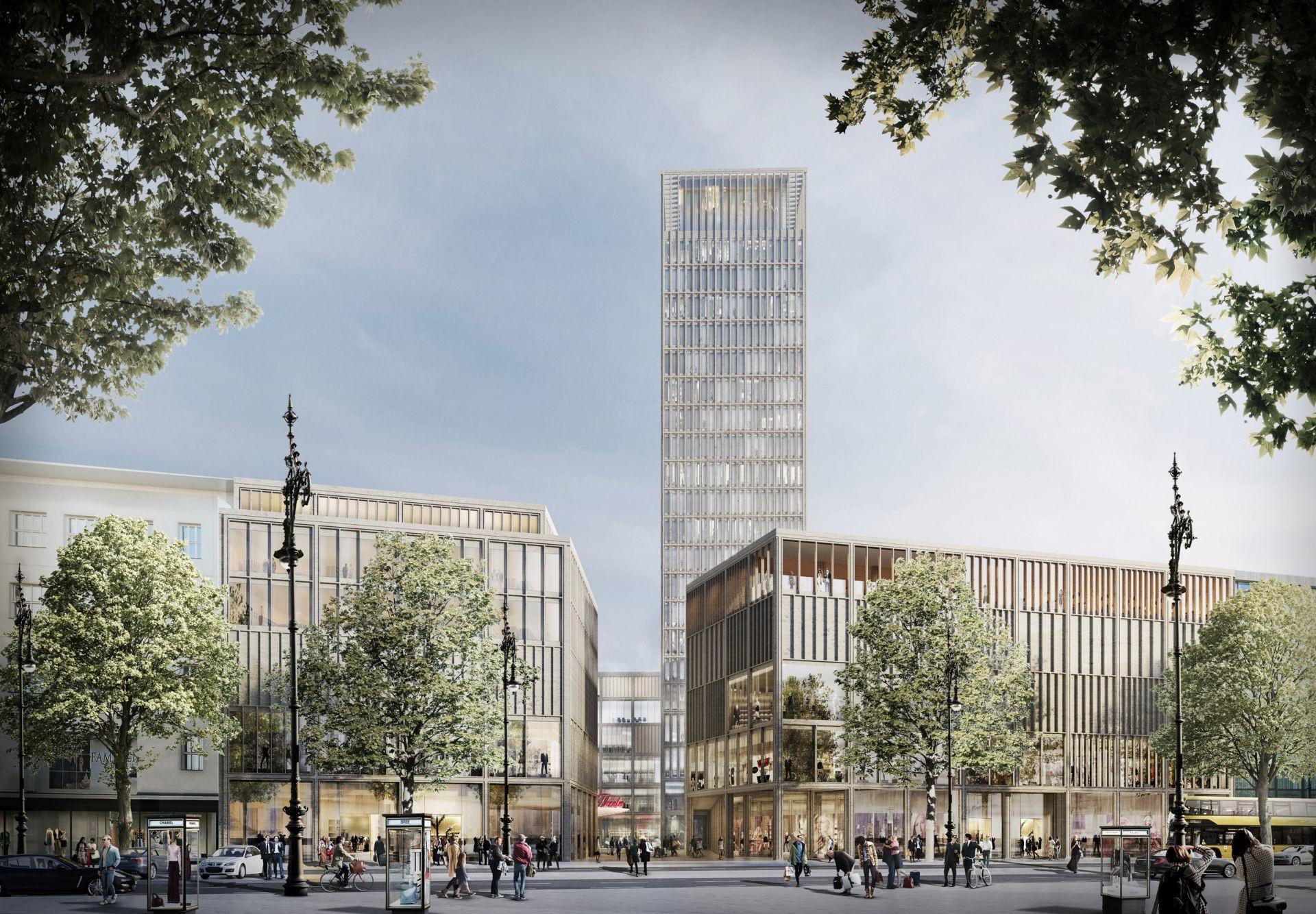 Fürst Ku'damm Karree Hotel Berlin - Market research and operator search