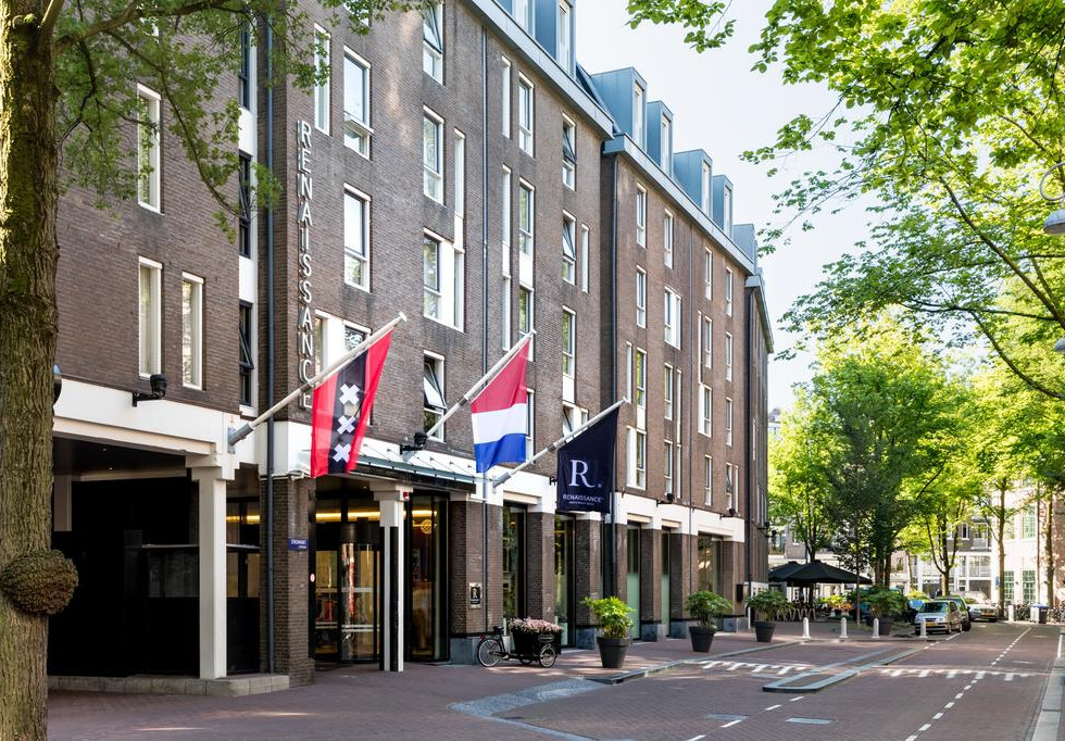 Renaissance Hotel Amsterdam - BOH optimisation and supplier delivery