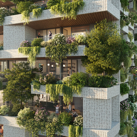 Wonderwoods Utrecht G&S Vastgoed - Technical assistance and feasibility of the development of the rooftop restaurant