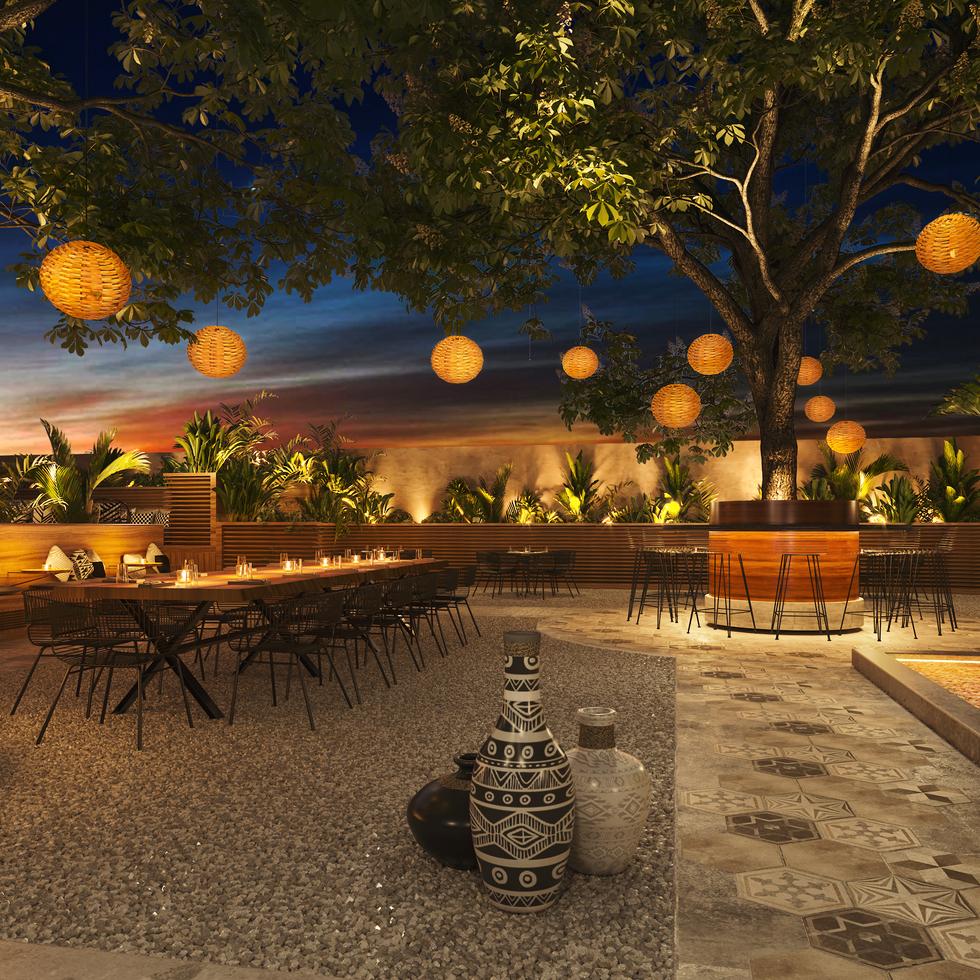 Hayah - Levantine inspired restaurant, garden and lounge
