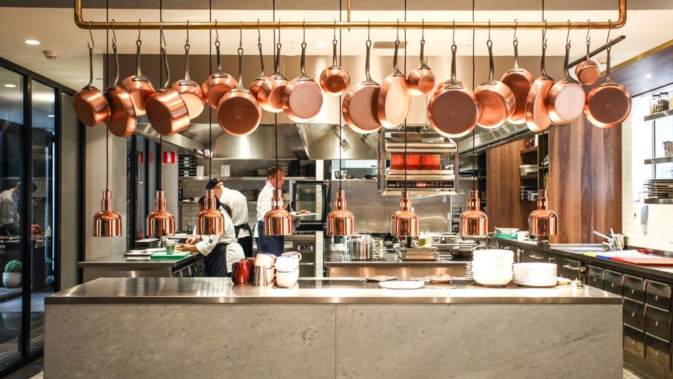 food service (kitchen design)
