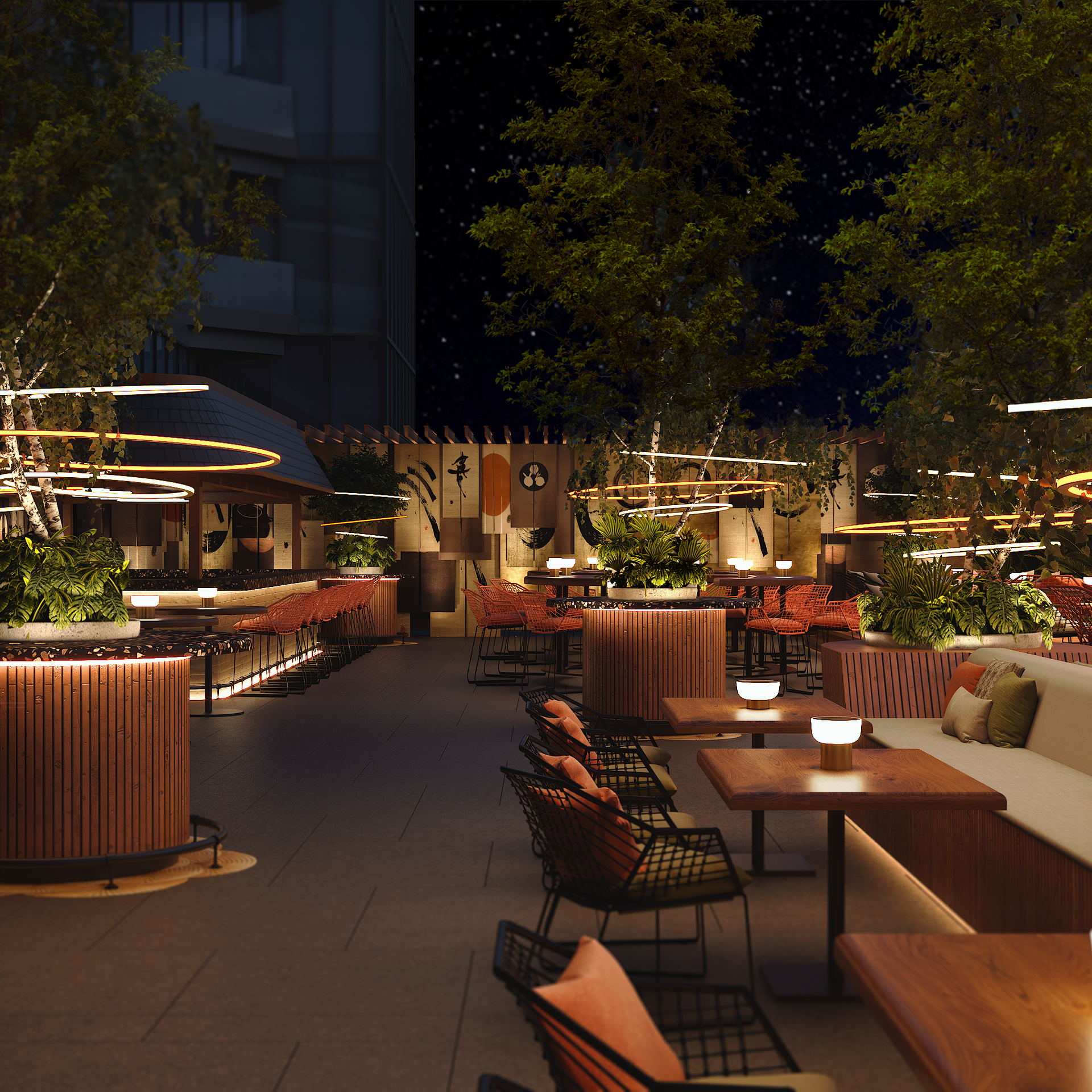 Fooma - Casual Asian restaurant and terrace