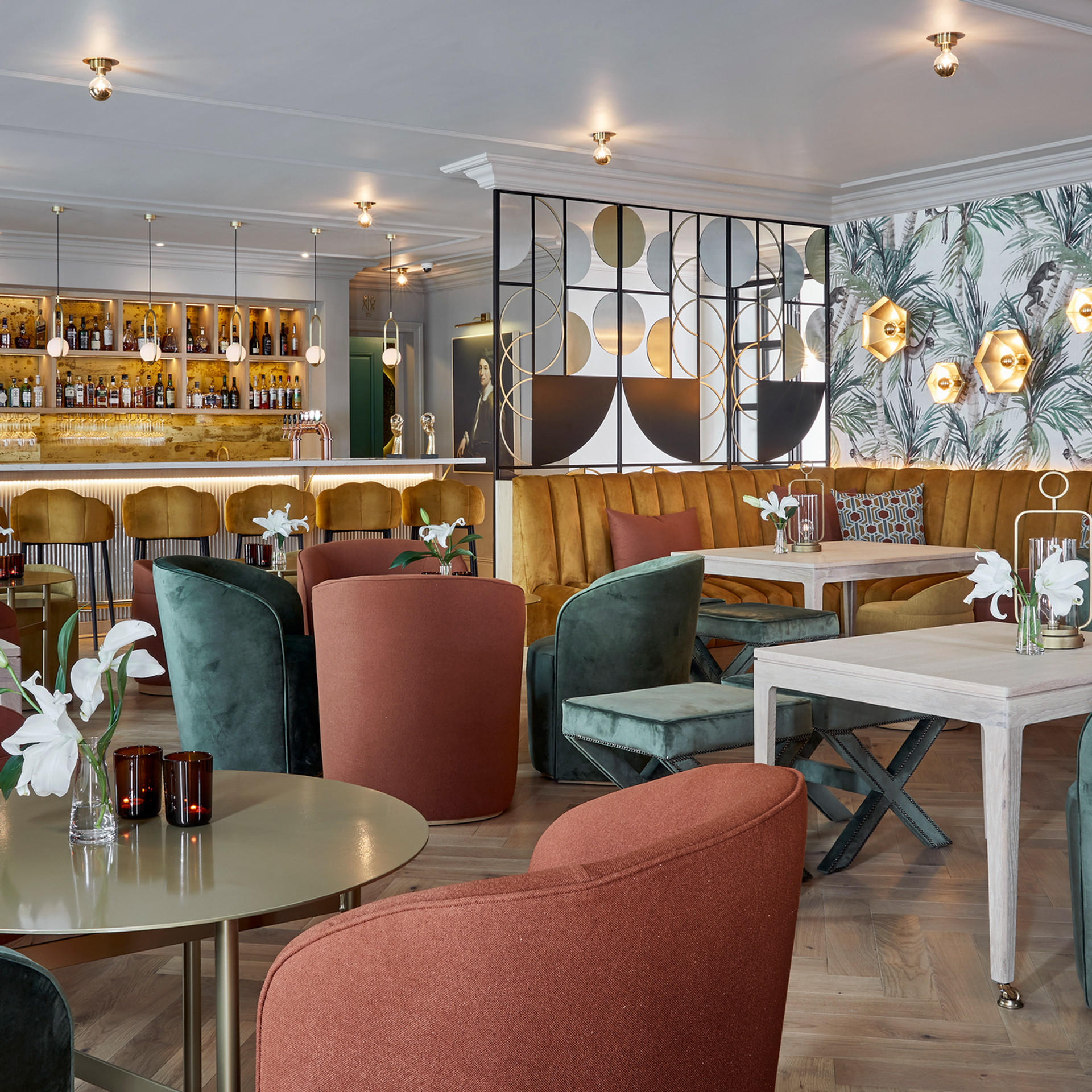 Erinvale Estate Hotel & Spa - South African inspired restaurant and bar in wine land resort
