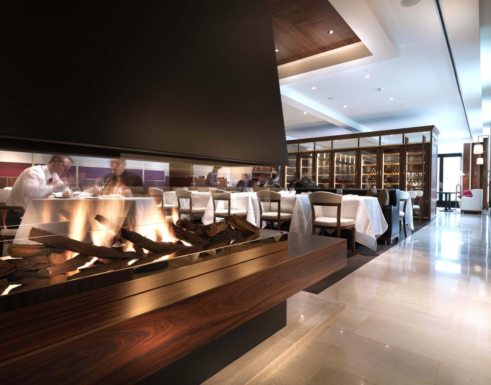 Hilton Amsterdam Roberto's - Classic Italian restaurant