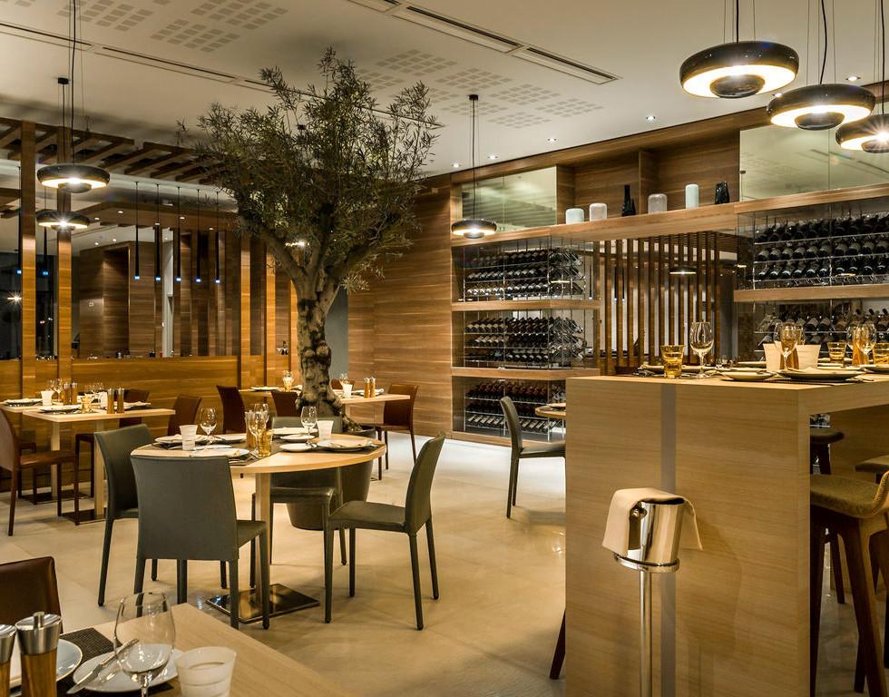 Pullman Sochi - Contemporary restaurant in Sochi