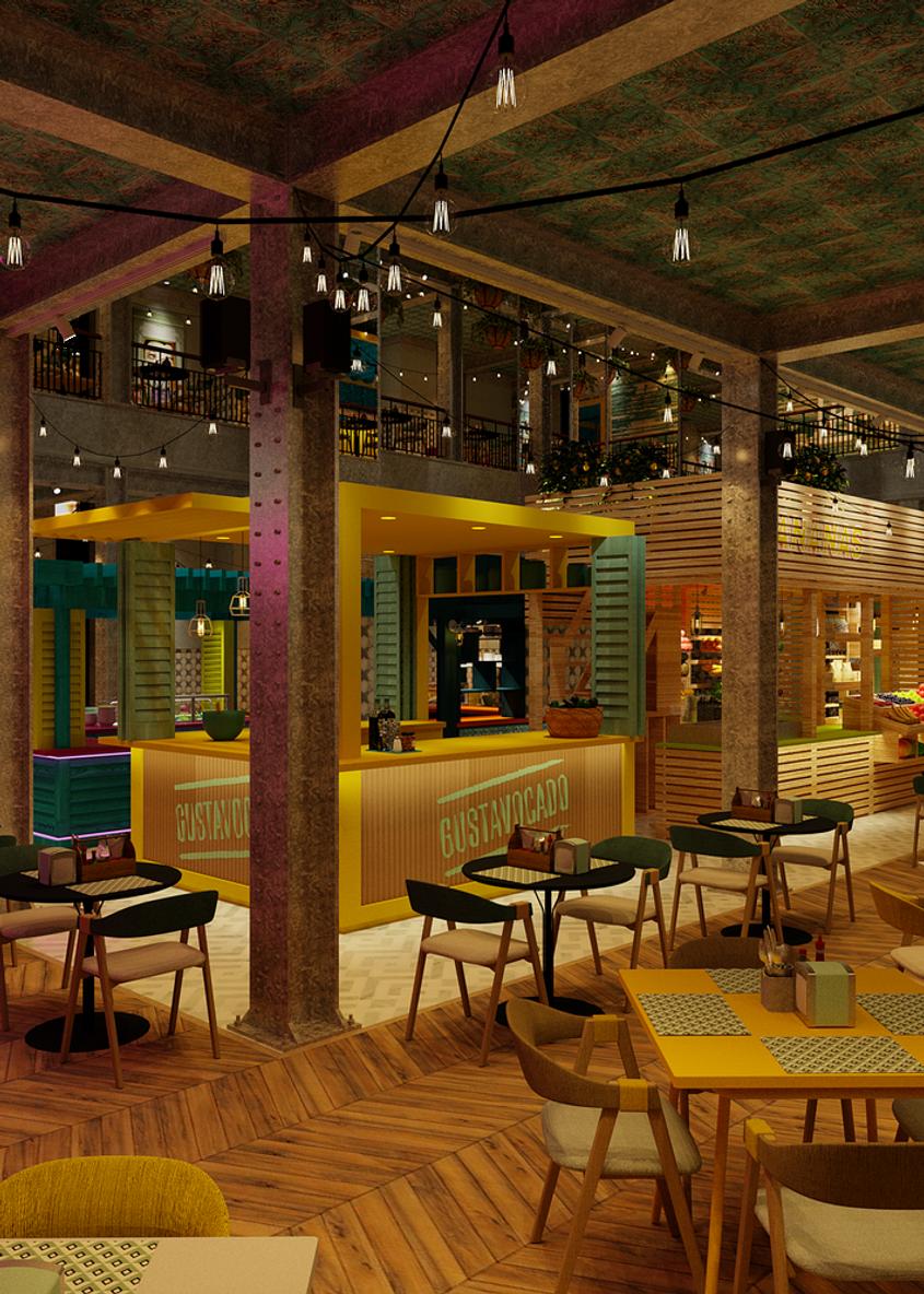 Casita Latina - Latin inspired food market and cocktail bar