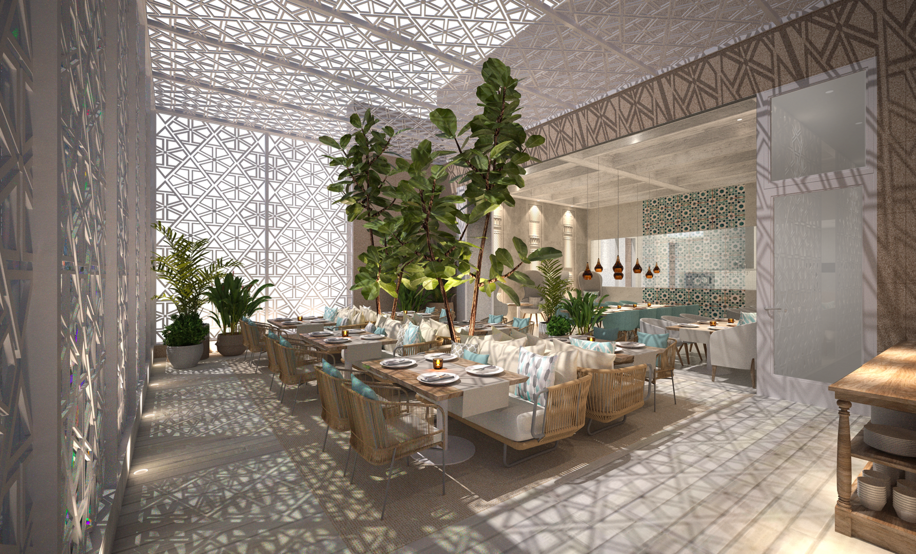 Liba - Contemporary Levantine restaurant