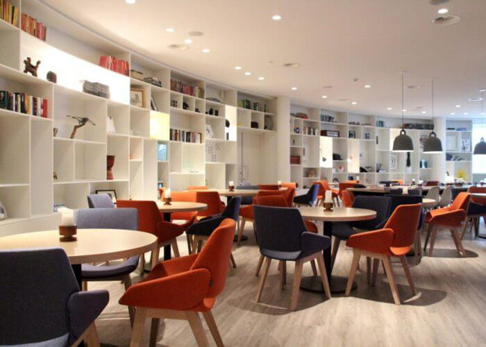 Hotel Vught Regina Coeli - Market research and operator search for restaurant space