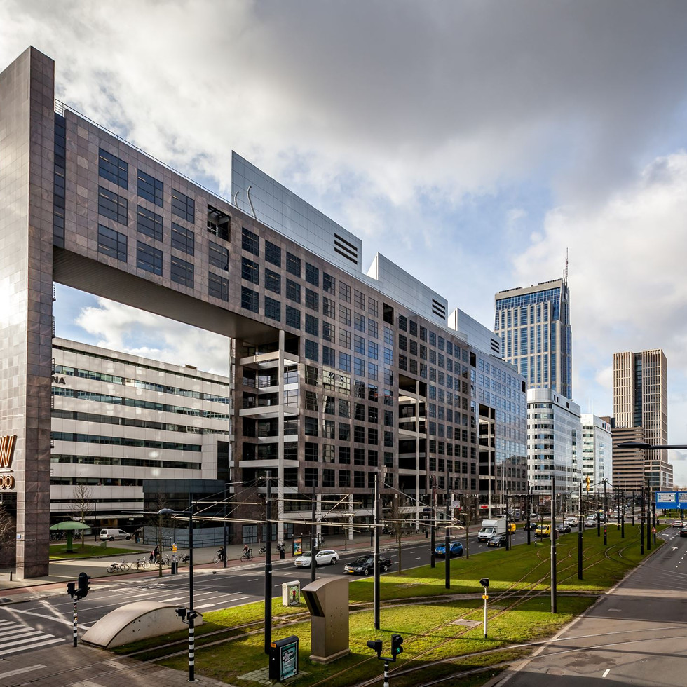 Weena 200 Rotterdam - Market research and operator search for restaurant space