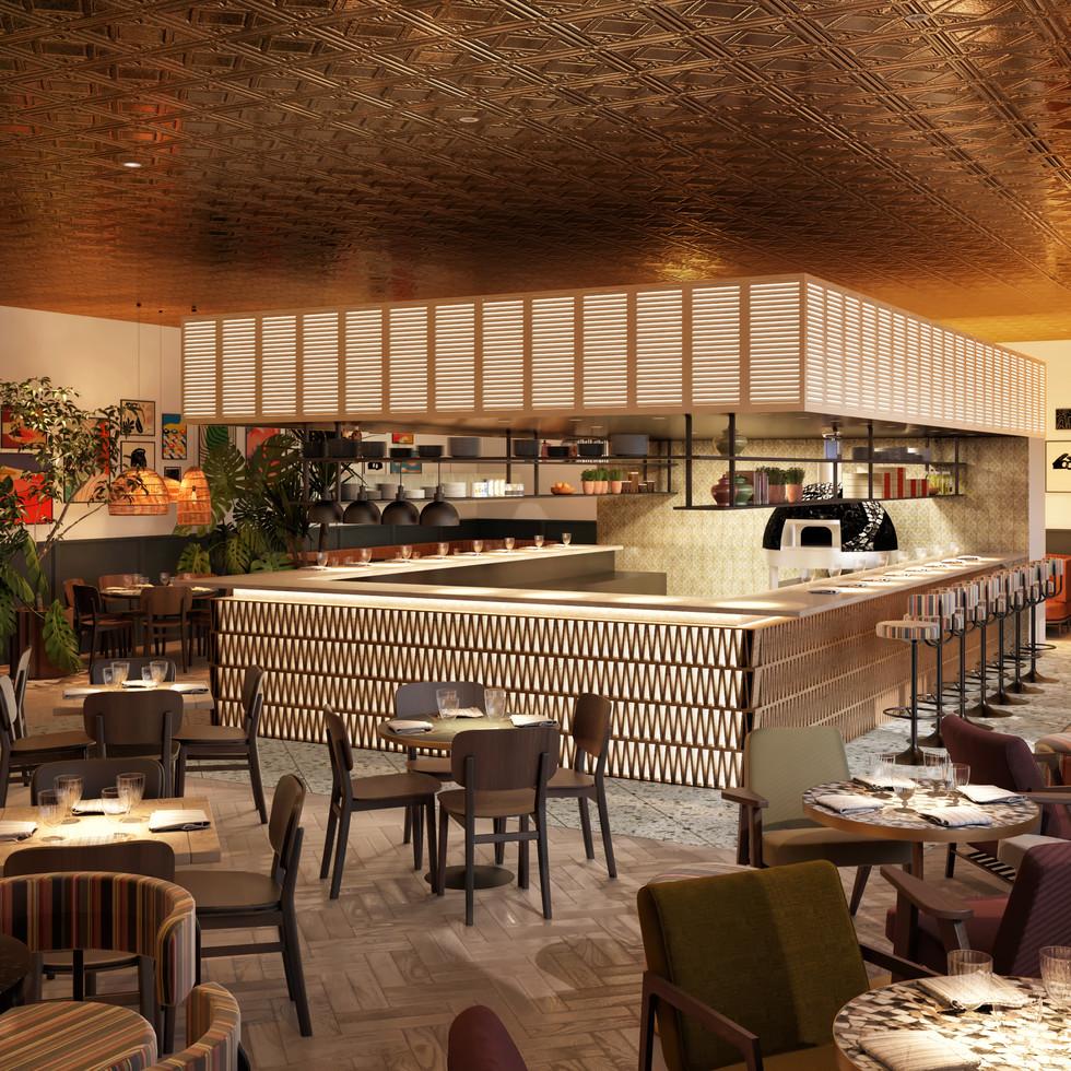 Radisson Hotel Group - Global Italian restaurant concept
