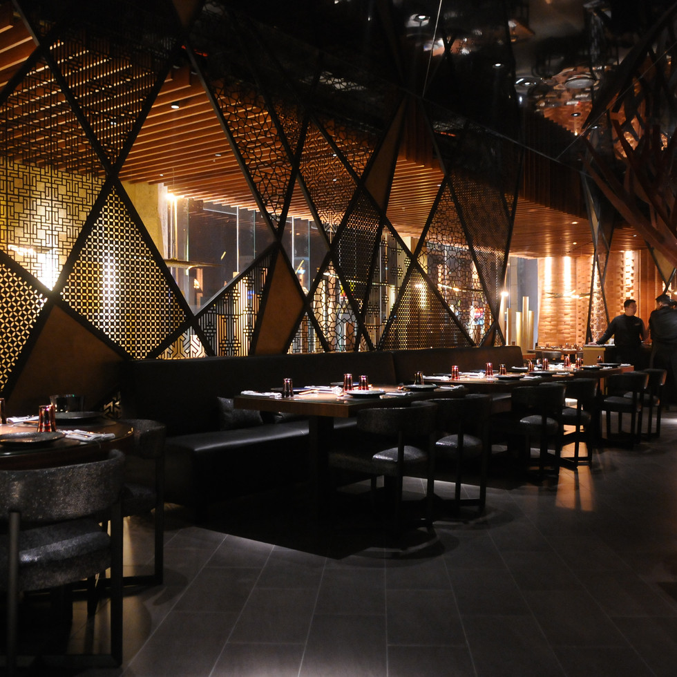 Toki - Contemporary and upscale Chinese restaurant