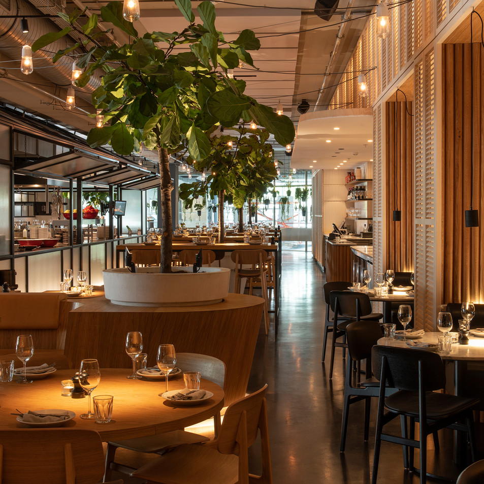 NENI Amsterdam - Award-winning eclectic Eastern Mediterranean restaurant with vibrant cocktail bar
