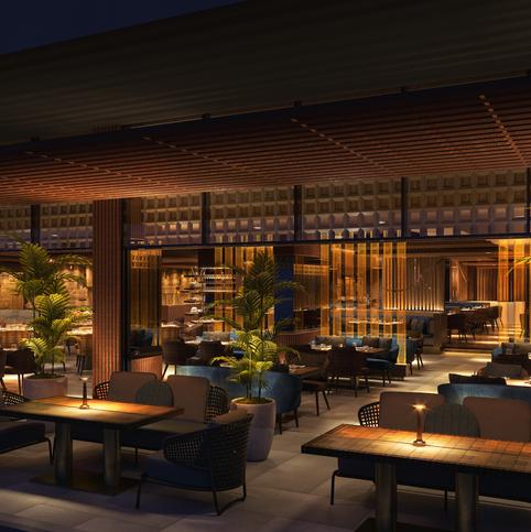 Nozomi - High-end Asian restaurant