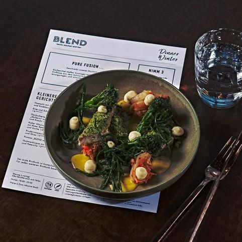 Blend - Berlin inspired melting pot kitchen and bar